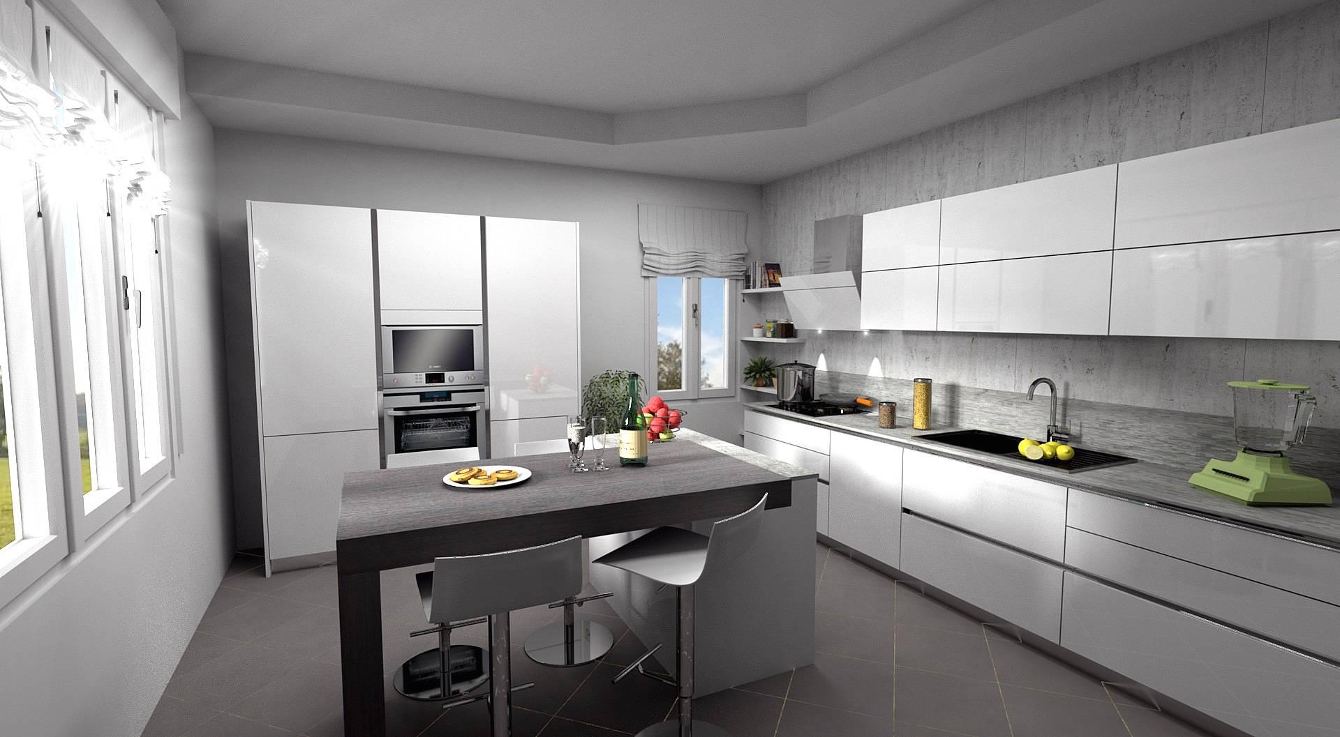 Cucine con isola moderne e personalizzate - Clara Cucine