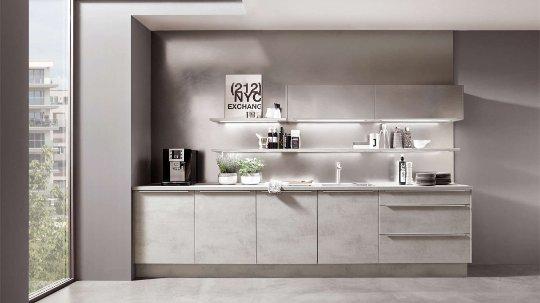 Cucine moderne lineari personalizzate e funzionali - Clara Cucine